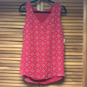 NWT❣️Reversible Red Tank